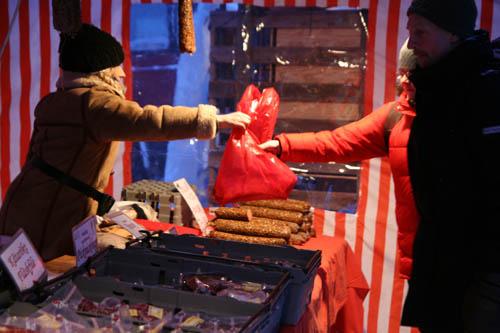 Jokkmokksmarknad, en handels och mötesplats sedan 400år.