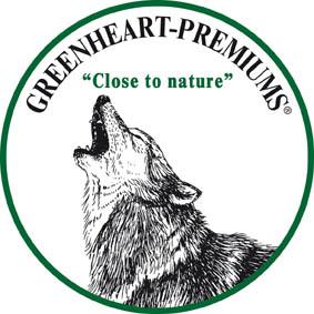 Greenheart hundfoder